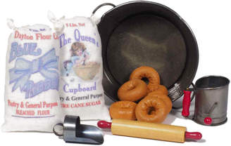 The Queen's Treasures 18In Doll Complete Wwi Doughnut Girl Set