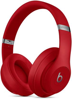 Beats Studio3 Wireless OverEar Headphones - Red