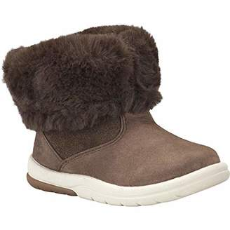 Timberland Baby Toddle Tracks Faux Shearling Bootie Fashion Boot
