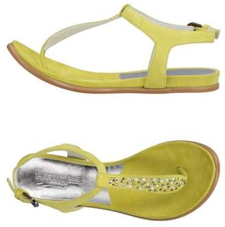 Alberto Guardiani Toe post sandal