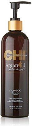 CHI Argan Oil Shampoo, 12 fl. oz. $11.99 thestylecure.com