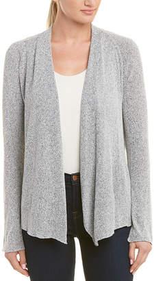 Three Dots Boucle Sweater Knit Cardigan