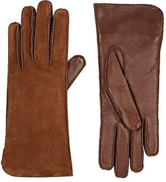 Barneys New York Women's Suede Gloves