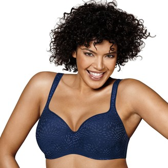 Bali Women's One Smooth U Balconette Under Wire Bra DF4823