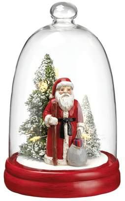 ALLSTATE Santa in Dome Decoration
