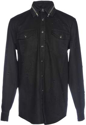 Givenchy Denim shirts
