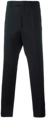 Gucci straight-leg evening trousers