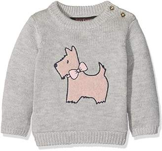 Juicy Couture Girls 0-24m SWTR Scottie Dog Pullover Jumper