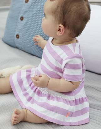 Joules Romy Jersey Top And Woven Bloomer Set