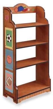 Teamson Little Sports Fan Bookcase