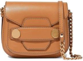 Stella McCartney Embellished Faux Leather Shoulder Bag