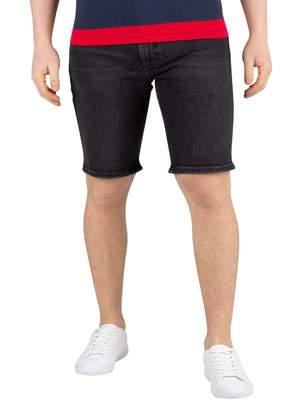 Levi's Men's 502 Taper Hemmed Shorts
