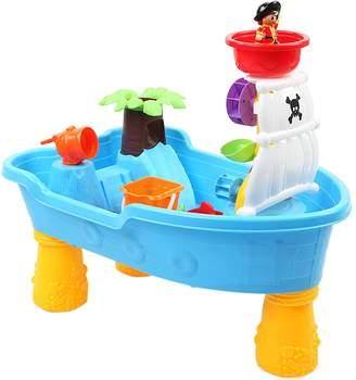 Big Fun Club Pirate Sand & Water Play Table