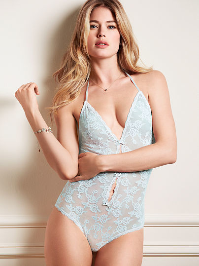 Sexy Little Things Lace Teddy