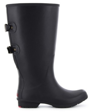 Chooka Women's Wide-Calf Rain Boot Women's Shoes
