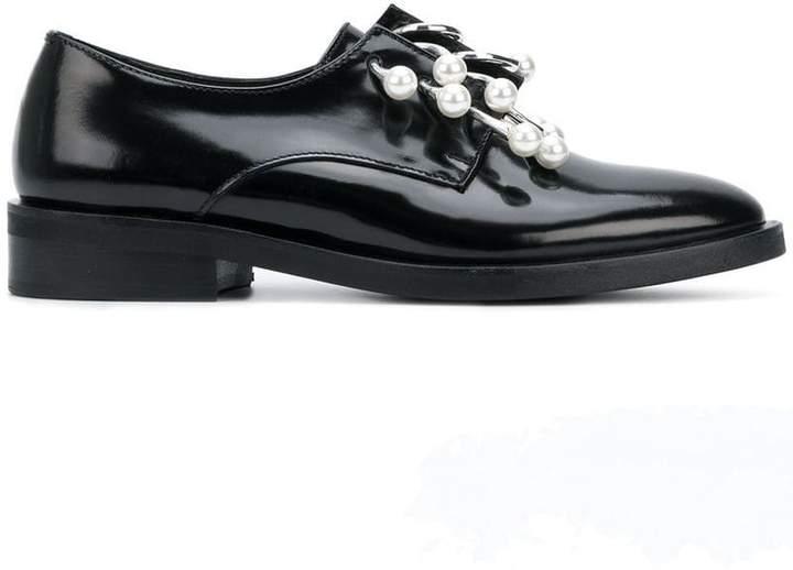 Coliac Oxford-Schuhe mit Piercing-Applikationen