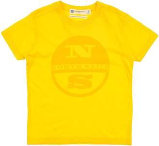 North Sails T-shirts - Item 12208939CK
