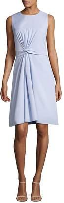 HUGO BOSS Women's Digiana Twist-Front Dress