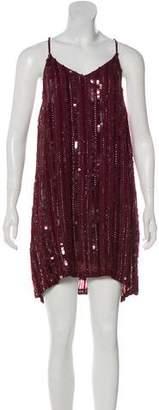 MLV Embellished Sleeveless Dress