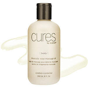 Avance Cures by Muscular Ease Massage Oil