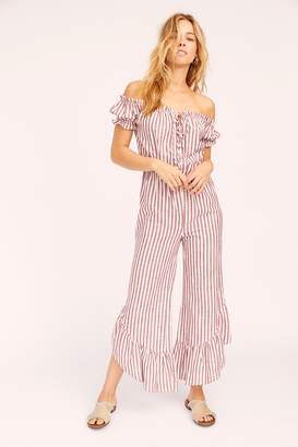 Moon River Washed Ashore Femme Jumpsuit
