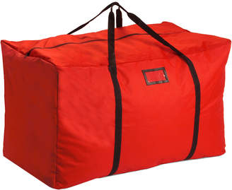 National Tree Company Red Multi Purpose Large Holiday Storage Bag