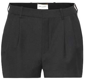 Saint Laurent Wool shorts