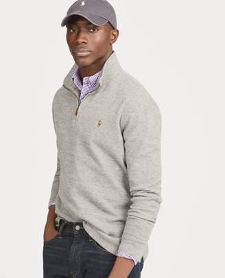 Ralph Lauren Estate-Rib Cotton Pullover