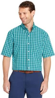 Arrow Men's Hamilton Classic-Fit Wrinkle-Free Poplin Button-Down Shirt