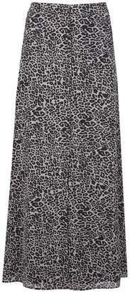 a338619fe3 Mint Velvet Alyssa Animal Print Skirt