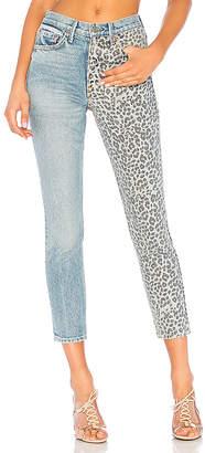 GRLFRND Karolina High-Rise Skinny Jean.