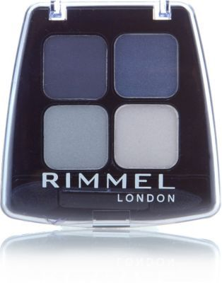 Rimmel London-colour Rush Eyeshadow Quad