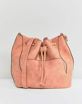 Pieces Bucket Bag