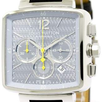 Louis Vuitton Speedy Q2121 Stainless Steel Automatic 41mm Mens Watch