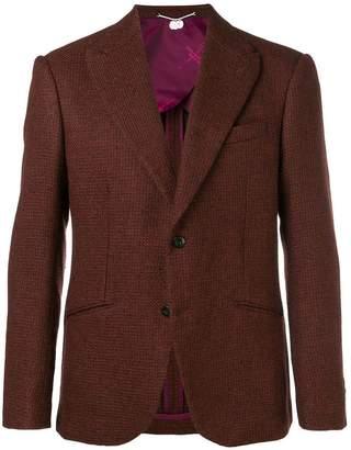 Maurizio Miri knit blazer