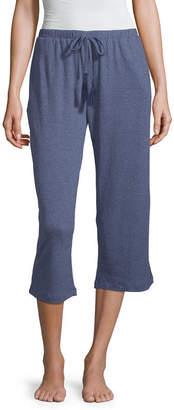 Laura Ashley Knitted Gauze Womens Knit Pajama Pants