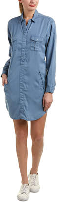 The Kooples Sport Chambray Shirtdress