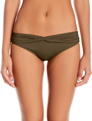 Seafolly Women's Twist Band Hipster