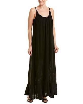 Michael Stars Women's Double Gauze Front-to-Back Maxi Dress