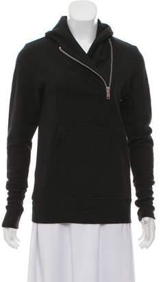 OAK Zippered Hooded Sweatshirt