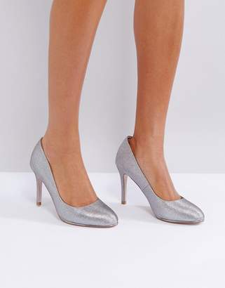 Miss KG Round Toe Point High Heels