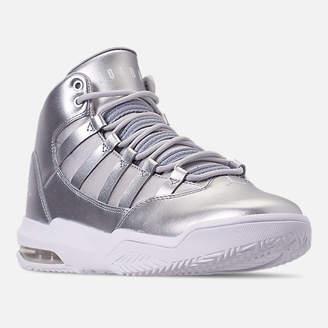 f1563b8510a24b Nike Girls  Big Kids  Jordan Max Aura SE Basketball Shoes