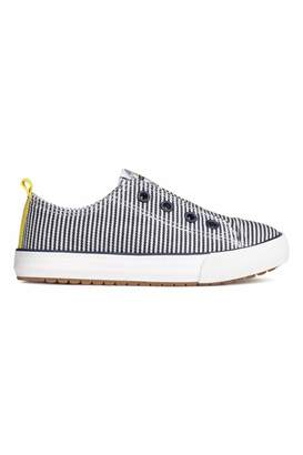 H&M Sneakers with Elastication - White - Kids