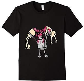 Gory Killer Robot T-Shirt