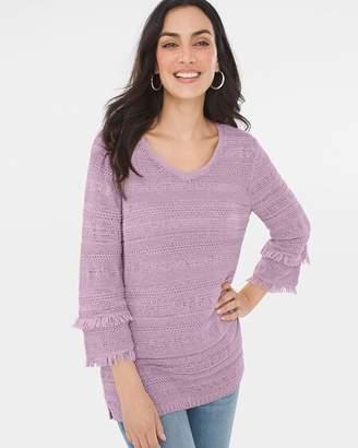 Textured Stitch Pullover