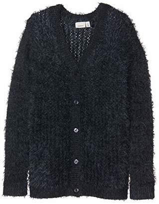 Name It Girl's 13157462 Cardigan,(Manufacturer Size: -128)