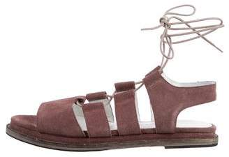 Freda Salvador Ghillie Gladiator Sandals w/ Tags