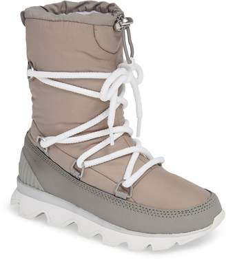 Sorel Kinetic Waterproof Insulated Winter Boot