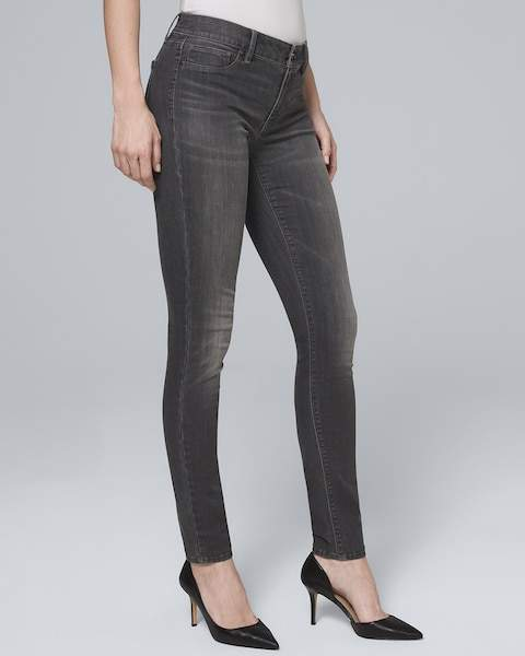 Whbm Classic-Rise Essential Jeggings