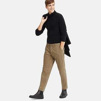 Uniqlo Men's Ezy Ankle-length Pants (corduroy)